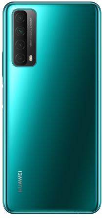 Huawei Y7 A 64 GB Verde Trasera