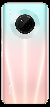 Huawei Y9A 128 GB Rosa Trasera