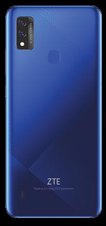 ZTE Blade A51 64 GB Azul Trasera