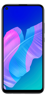 Huawei Y7 P 64 GB Negro