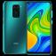 Xiaomi Note 9 128 GB Verde Doble