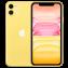 Apple iPhone 11 64GB Amarillo doble