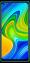 Xiaomi Note 9 128 GB Verde Frontal
