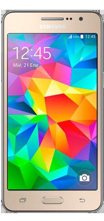 Samsung Galaxy Grand Prime Plus LTE Dorado