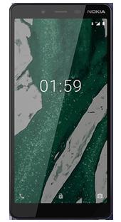 Nokia 1 Plus LTE Azul