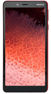 Nokia 1 Plus LTE Rojo