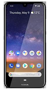 Nokia 2.2 LTE Negro