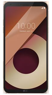 LG Q6 Prime LTE Dorado