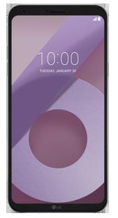 LG Q6 Prime LTE Lavanda