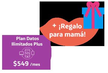 Plan Datos Ilimitado Plus