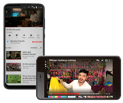 Navega Youtube
