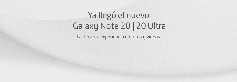 Ya llegó el nuevo Galaxy Note 20 | 20 Ultra. La máxima experiencia en fotos y videos